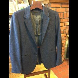 John Varvatos fine wool blazer size 44